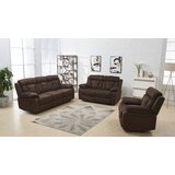 Courser 3 Piece Reclining Living Room Set by Red Barrel Studio®