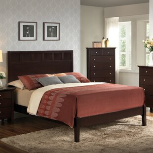 Charlton Home Maeve Panel Bed