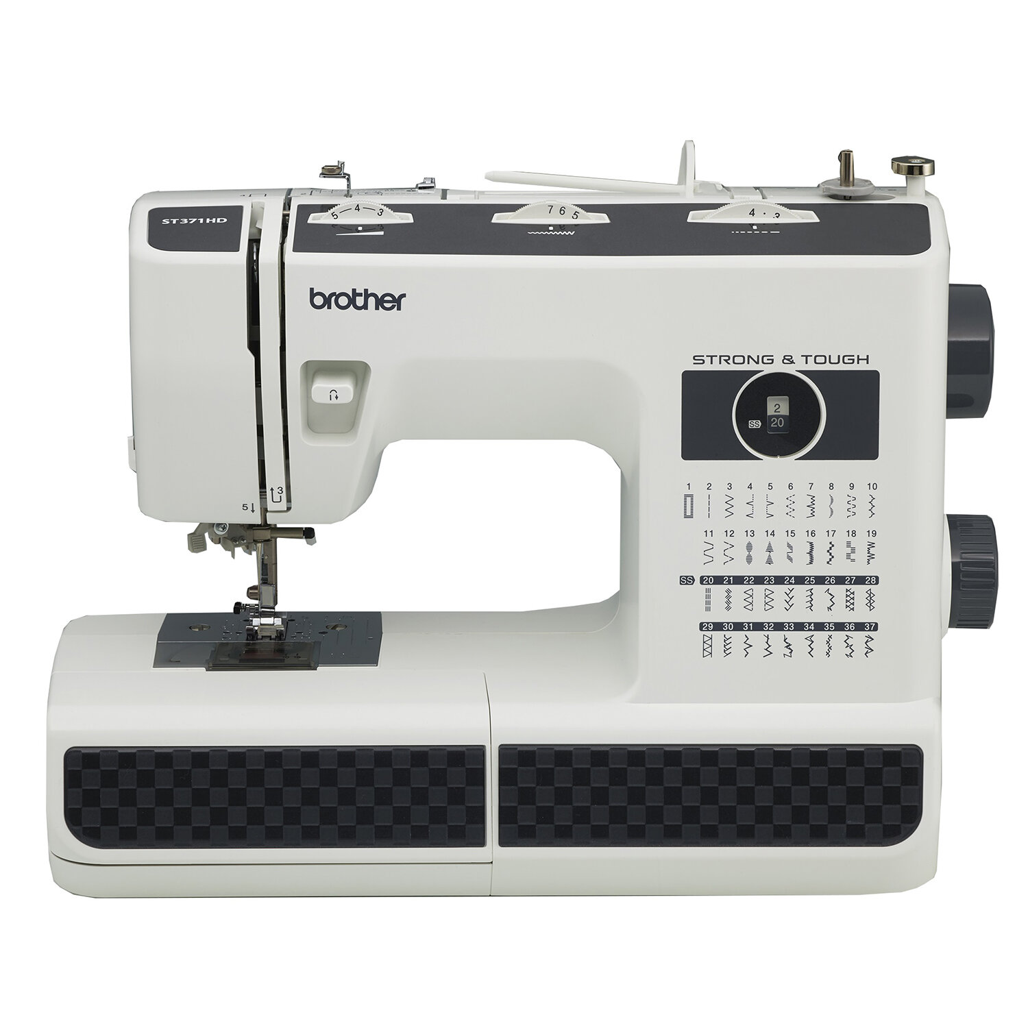 Brother Sewing Strong And Tough 37 Stitch Sewing Machine