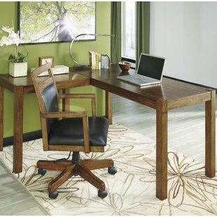 Three Posts Bouley L-Shape Corner Desk