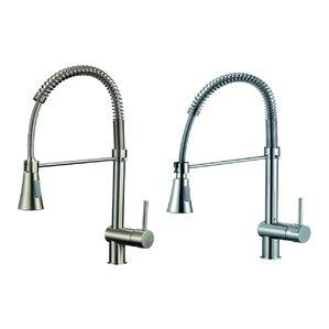 MTD Vanities Deo Single Deck Mounted Kitchen Faucet