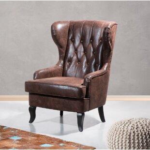 Williston Forge Adams Wingback Chair