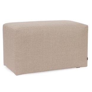 Mattingly Prairie Linen Bench by Red Barrel Studio