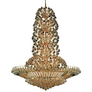 Everly Quinn Maud 43-Light Chandelier