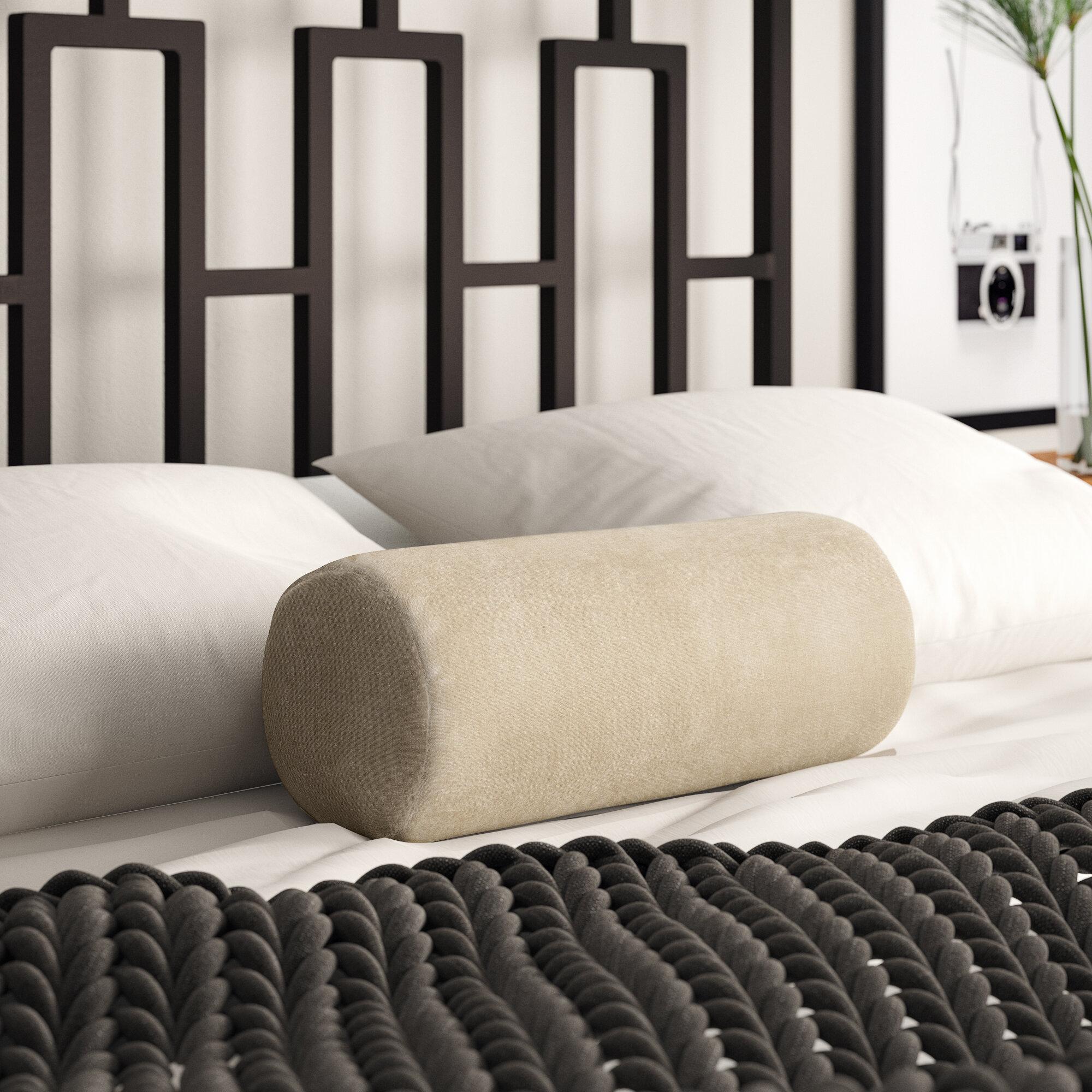 - Mercury Row Bolster Pillow & Reviews Wayfair