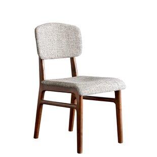 Karla Mid Century Modern Dining Chair (Set of 2)