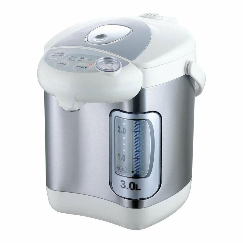 Narita 3L Countertop Hot, Cold, and Room Temperature Electric Water Cooler