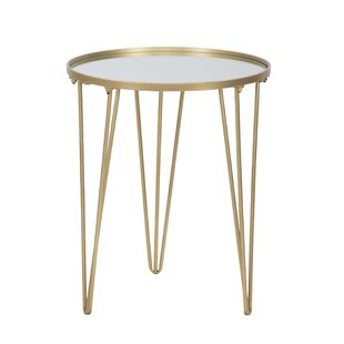 Tabitha Coffee Table With Tray Top By Canora Grey