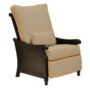 Jakarta 3 Position Patio Chair with Cushion by Leona