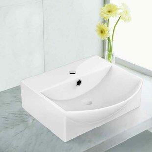 Royal Purple Bath Kitchen Ceramic 13.75