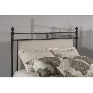 Colley-Critchlow Upholstered Panel Headboard by August Grove