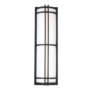 Skyscraper LED Outdoor Sconce