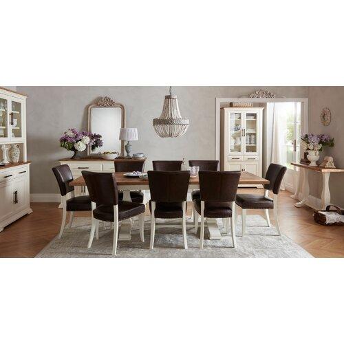 Rosalind Wheeler Emeline Extendable Dining Table Wayfair