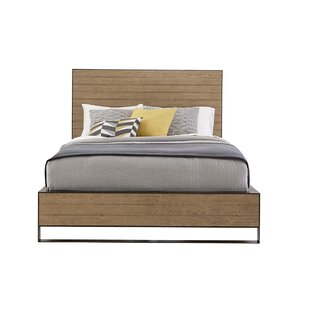 Crestline Panel Bed by 17 Stories Looking for