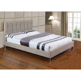 House of Hampton Seraphin Upholstered Platform Bed
