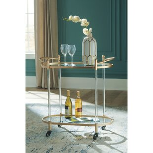 Rafferty Bar Cart by Mercer41