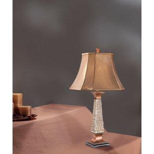 Stegner Stylish Resin 30 Table Lamp (Set of 2)