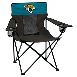 Logo Brands Jacksonville Folding Camping Chair