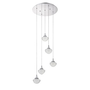 Icicle 5-Light Pendant by ..