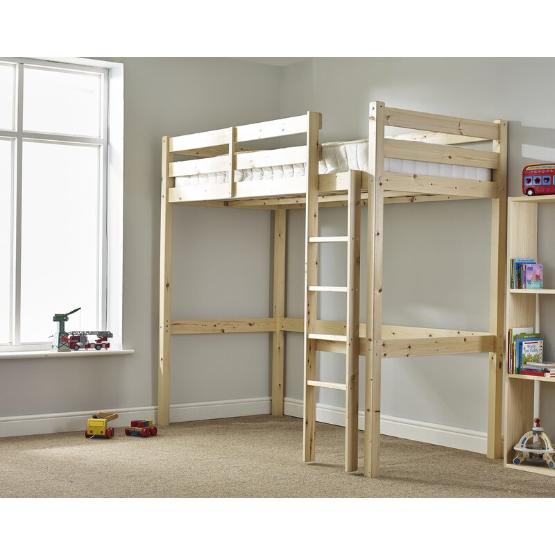 Just Kids Chester High Sleeper Bed   Reviews  7cdc2eeff