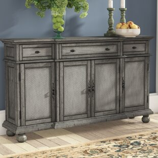 Giulia 3 Drawer Credenza August Grove