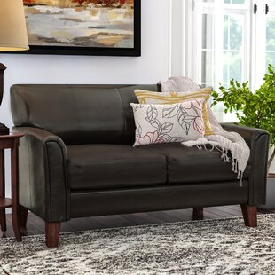 Clintonville Loveseat by Three Posts