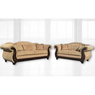 Gardena Sofa Sedona 7 Piece Living Room Set