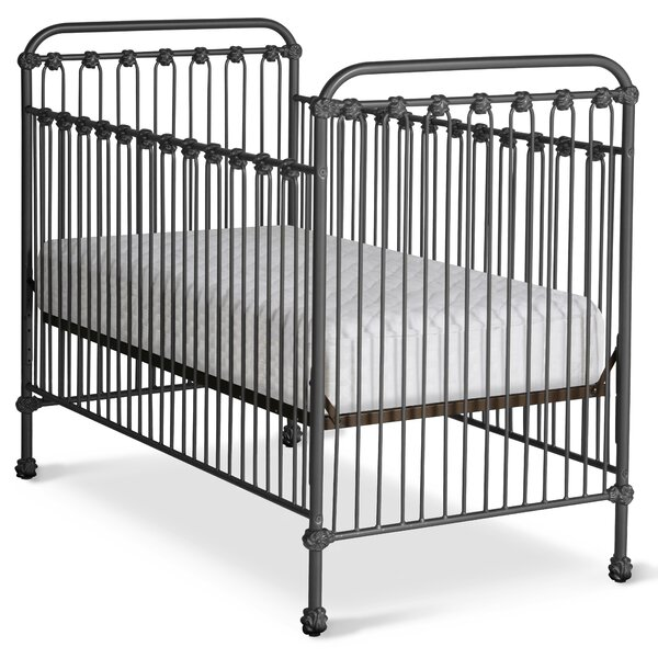 Corsican Classic Iron Stationary Crib | Wayfair