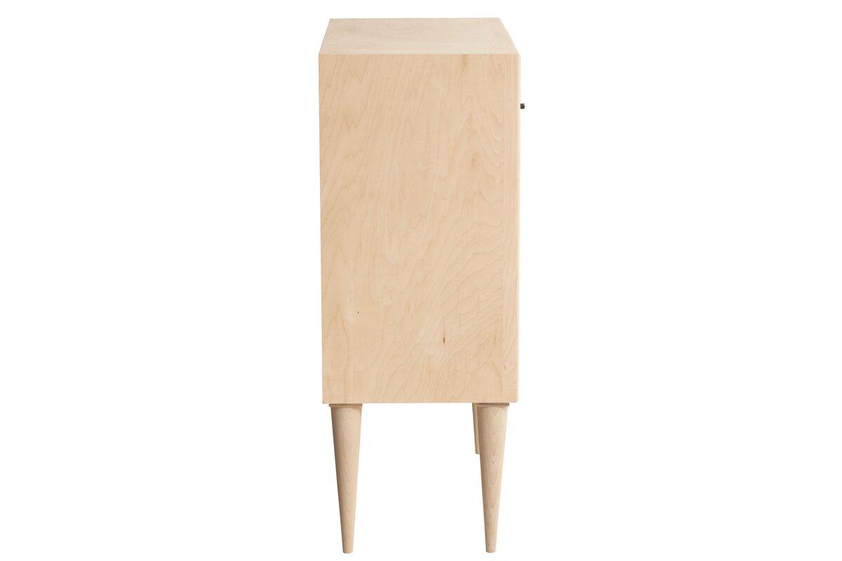 Table De Chevet 1 Tiroir Midcentury