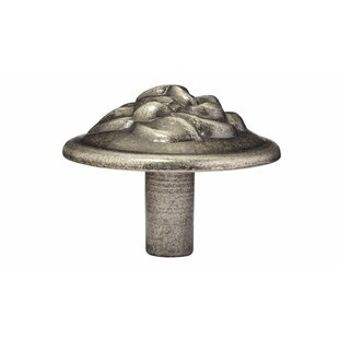Traditional Metal Mushroom Knob (Set of 10)