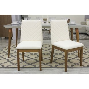 Taub Upholstered Dining Chair Union Rustic