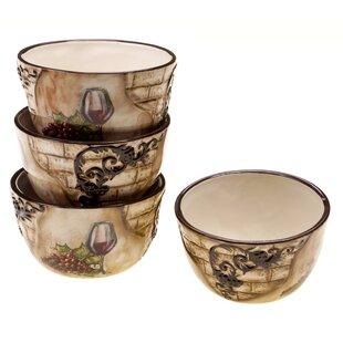 Janet Dessert Bowl (Set of 4)