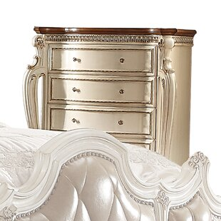 Comparison Curcio 5 Drawer Chest by Astoria Grand