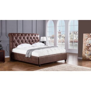 Brooks Upholstered Platform Bed