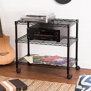 Industrial Tv Stand Wheels Wayfair