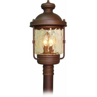 Sterling Outdoor 4-Light Lantern Head by Volume Lighting