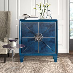 Melange Spectrum 2 Door Accent Cabinet