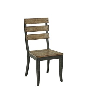 Carrie Solid Wood Dining Chair (Set of 2) by Gracie Oaks