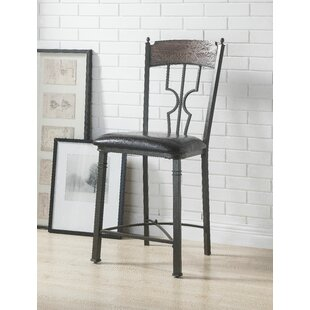 Gambino 25 Bar Stool (Set of 2) by August Grove