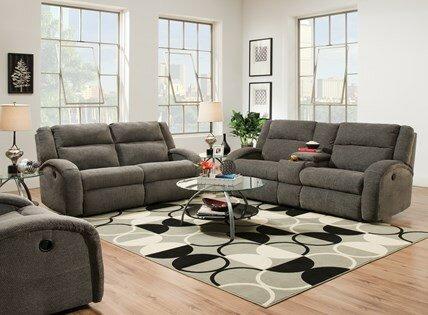 Maverick Double Reclining Sofa