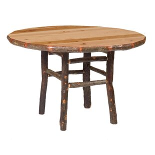 Fireside Lodge Hickory Dining Table
