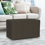 Alyssia Upholstered Bench by Latitude Run