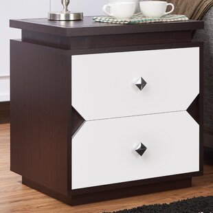 Inexpensive Allee Contemporary End Table by Ivy Bronx