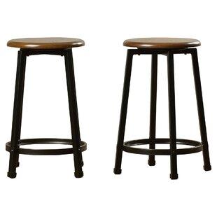 Woodside 24 Bar Stool (Set of 2)