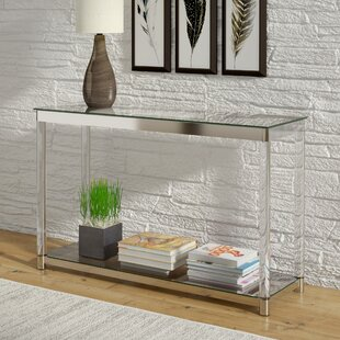 Benter Console Table by Mercury Row