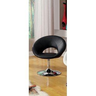 Orren Ellis Gielen Swivel Barrel Chair
