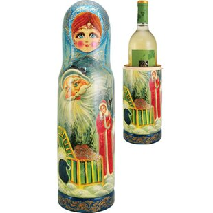 Fifer Fairy 1 Bottle Taletop Wine Rack by..