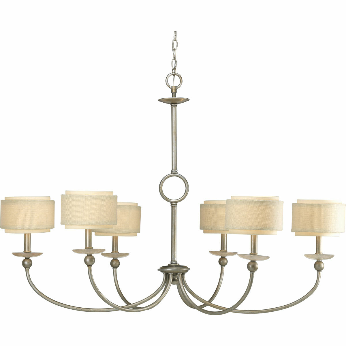 Alcott Hill Frieda 6 Light Shaded Classic Traditional Chandelier Wayfair
