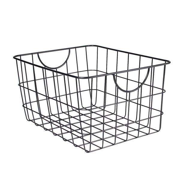 wire baskets for pantry wayfair Making Storage Bins
