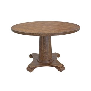 Metropole Round Dining Table by Gracie Oaks